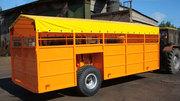 Tractor trailer truck TPN-6